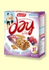 Barrette cereali Day by Day Yogurth e Frutti di Bosco
