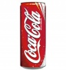 COCA COLA LATTINA CL. 0.33