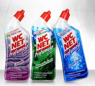 La spesa a casa tua detergenti wc for Wc net fosse biologiche prezzo