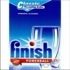 "DETERSIVO  PER  LAVASTOVIGLIE  IN  PASTICCHE  ""  FINISH  POWERBALL""  (FINISH)  PZ. 15"